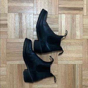 Blundstone Heeled Boots (Black 1671)